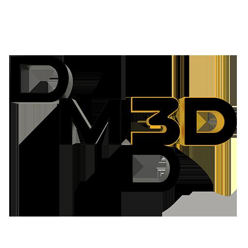Double Mirages Design 3D