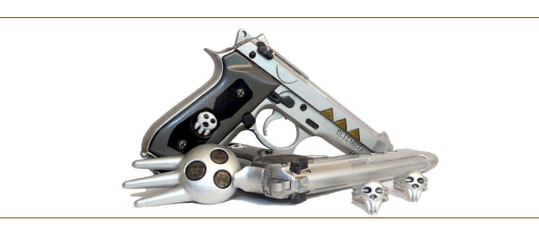 Death Kid's Gun